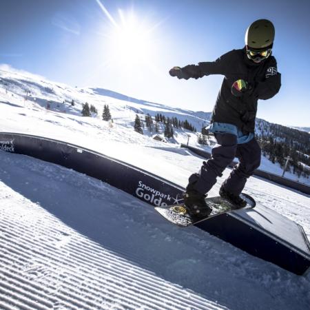 snowboard jongeren