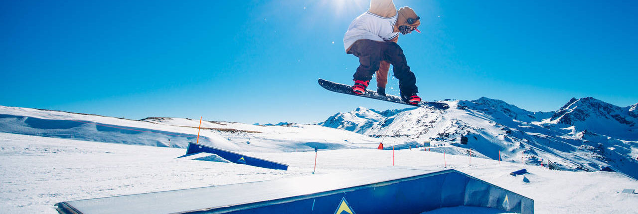 skivakantie jeugd wintersport