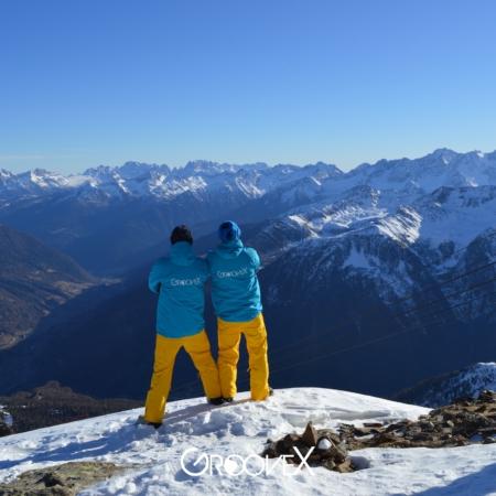 wintersport jongeren